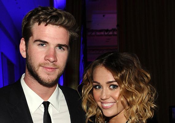 Miley Cyrusnak és Liam Hemsworthnak nem sok időt jósoltak együtt, kapcsolatuk mégis egyre komolyabbnak tűnik, és Liam mellett Miley is lenyugodott: nálunk abszolút befutók!