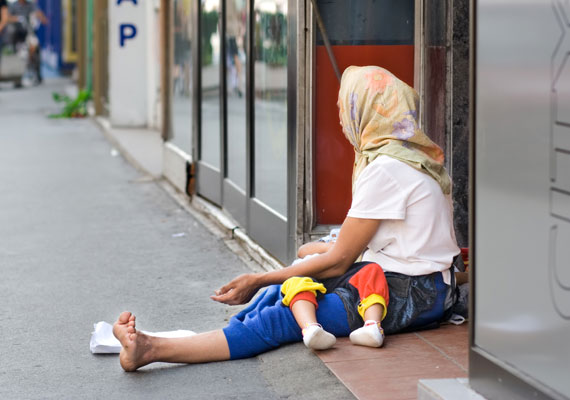 A világ szegényeinek 70%-a nő.