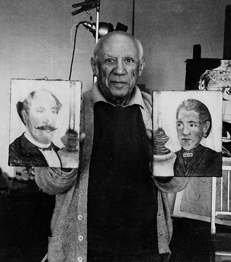 Pablo Picasso (1881-1973)  A spanyol festőművész a festészet történetének kiemelkedő személye, az avantgárd művészet úttörője. Képeit világszerte ismerik, azt azonban kevesen tudják, hogy csodagyerek volt. Picador című képét nyolcévesen festette, és rajztanár apja mellett azelőtt elsajátította a festészetet, hogy elvégezte volna az akadémiát.