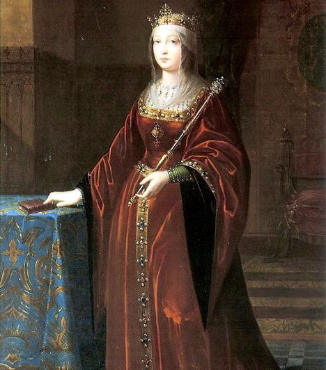 Kasztíliai Izabella  Izabella királynő beceneve nem véletlenül volt Őrült. Ő és férje az egységes Spanyol Királyság alapjait teremtették meg, az 1480-as években zajló spanyol inkvizíció során azonban több százezer zsidót és muzulmánt tettek üldözötté. A kis holokausztnak is nevezett népirtás következtében 200 ezren hagyták el az országot, illetve több ezer embert ítéltek el, és végeztek ki.