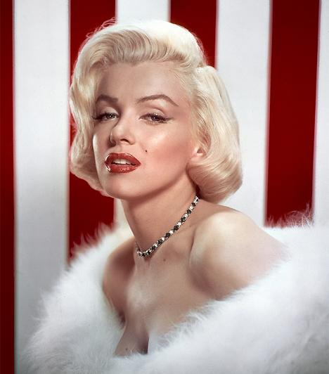 Marilyn Monroe (1926-1962)A legendás Marilyn Monroe sokkal inkább páratlan szexepiljével hódított, mint színészi játékával. Bár a kamerák előtt csillogott igazán, legendássá mégis házasságai, számtalan botrányos viszonya, valamint titokzatos halála tette.