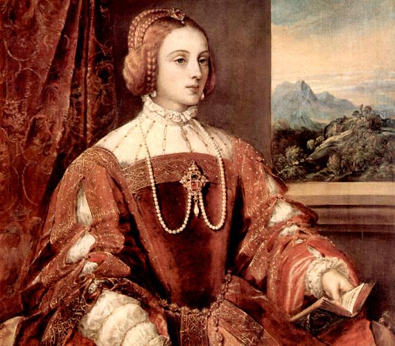 Portugáliai Izabella melankolikus természete 1451 után vált drasztikussá. Beszámíthatatlan lett, senkit nem ismert fel, és azt sem tudta, ő kicsoda.