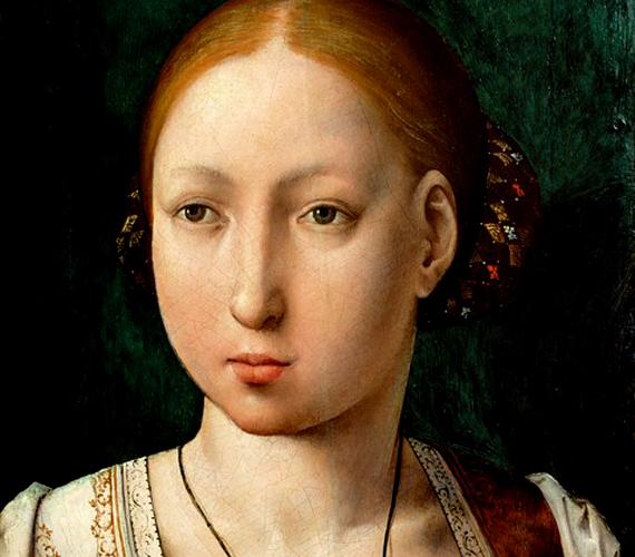 Őrült Johanna, a kasztíliai királynő nagyanyjától, Izabellától örökölte az elmebajt, mely férje, Szép Fülöp halála után hatalmasodott el rajta.
