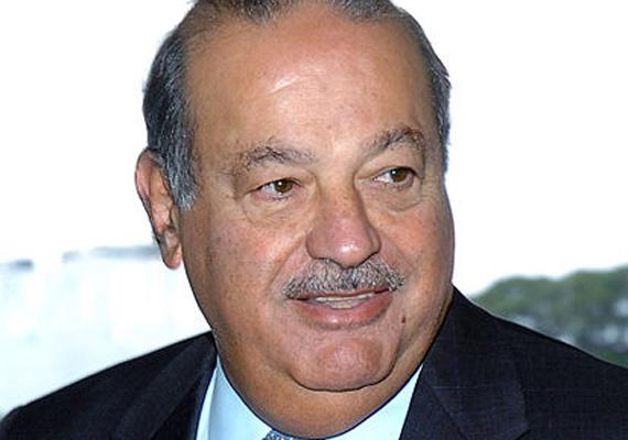 A világ második leggazdagabb embere a mexikói Carlos Slim, Latin-Amerika legnagyobb telekommunikációs vállalatának, az América Móvilnak a tulajdonosa, összvagyona 72 milliárd dollár. Slim lelkes BlackBerry-használó, de számítógépe nincsen.