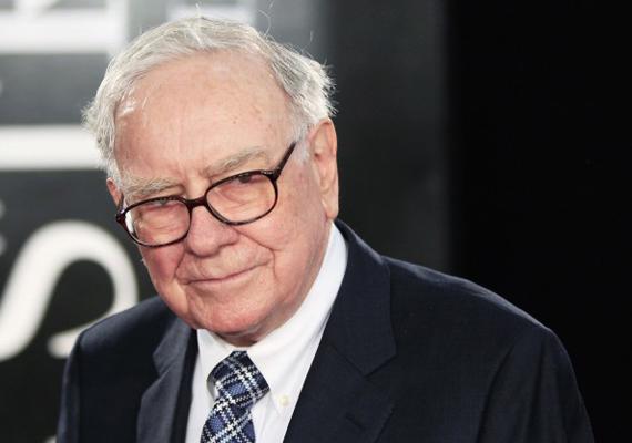 A 83 éves Warren Buffett a maga erejéből szerezte 58,2 milliárd összvagyonát. Az amerikai üzletember a mai napig aktív, a múlt évben például 4 milliárd dollárt fektetett ExxonMobil cégébe. Vagyonával a negyedik leggazdagabb ember a Forbes listáján.