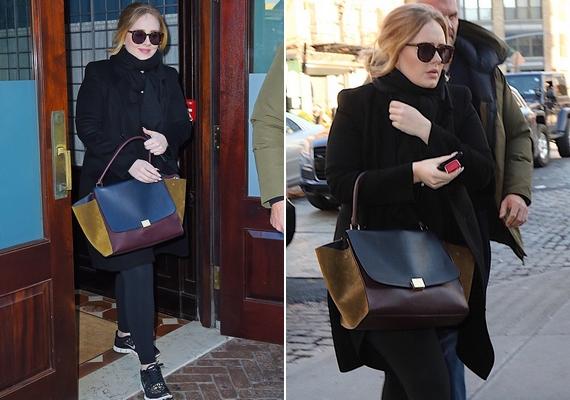 Adele a nagy visszatérésre jó pár kilótól megszabadult, és az öltözködése is stílusosabb lett, mint korábban.