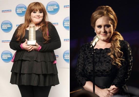Az utóbbi időben az énekesnő hatalmas átalakuláson ment át - még teherbeesése előtt megszabadult jó néhány kilótól.