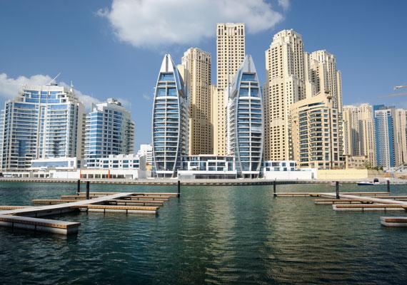 A híresen gazdag Egyesült Arab Emirátusok lakói sem adóznak.