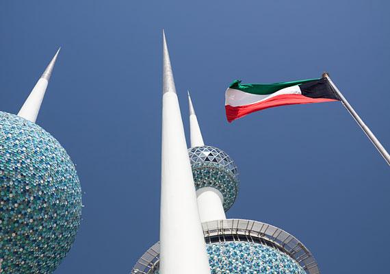 Kuvait kicsi, de olajban gazdag ország - a lakóknak itt sem kell adót fizetniük.