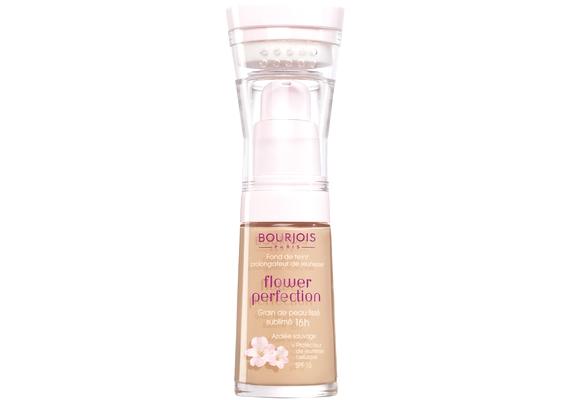 A Bourjois Flower Perfection alapozó még hidratáló krém alkalmazása mellett is száríthat.