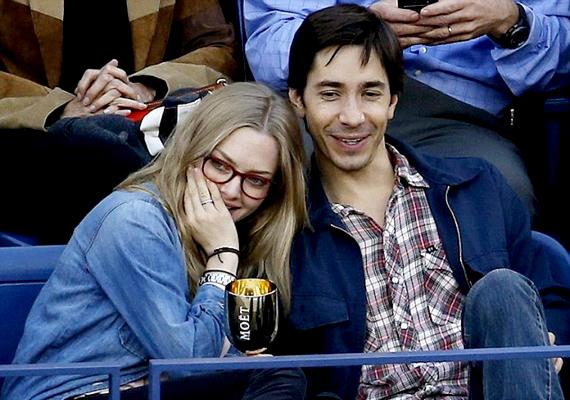 A 27 éves Amanda és a 35 éves Justin már egyáltalán nem rejtegetik a nyilvánosság elől kapcsolatukat.