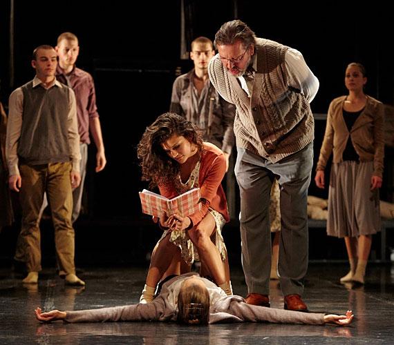 Anne Frank történetét az irodalom és a tánc finom ötvözésében láthatod a Budapesti Táncszínház és a Nemzeti Táncszínház közös előadásában.