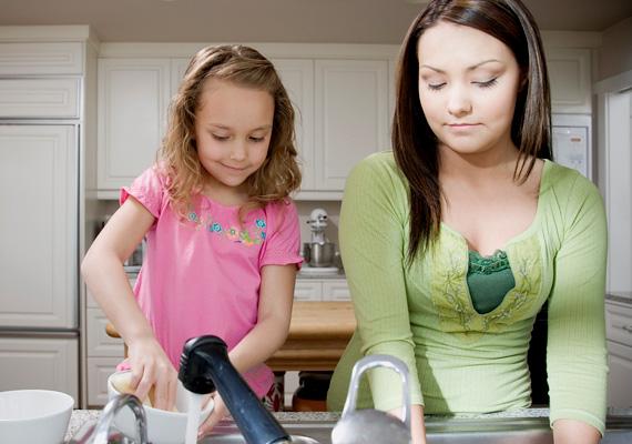 Beszélj össze a testvéreiddel, és anyák napján vállaljatok át minden házimunkát! Vegyétek le az édesanyád válláról a terhet, és szolgáljátok ki őt a nagy napon.