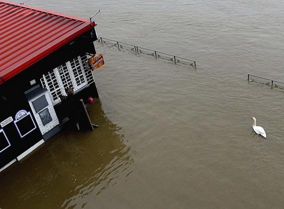 Az ausztriai, németországi, csehországi és svájci árvíz már emberéleteket is követelt és már több embert tartanak nyilván eltűntként.