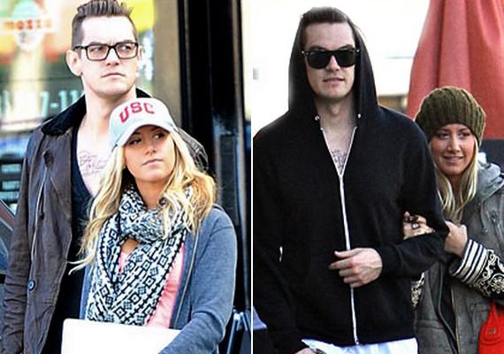 Ashley Tisdale és Chris French egyre gyakrabban mutatkoznak együtt.