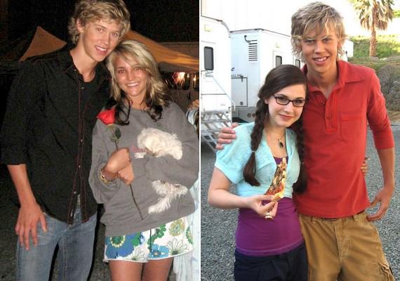 Austin Butler első ismertebb sorozata a Zoey 101 volt, ahol többek közt Britney Spears húgával, Jamie Lynnel játszott együtt. Ekkor 16 éves volt.