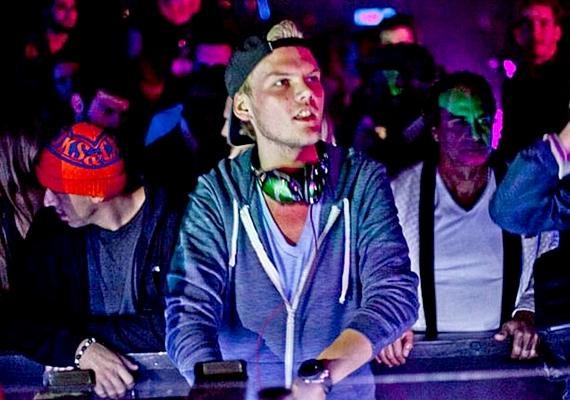 A svéd lemezlovas igazi neve Tim Bergling. Így nézett ki 2013-ban, amikor világhírnévre tett szert, Levels című dalának köszönhetően.