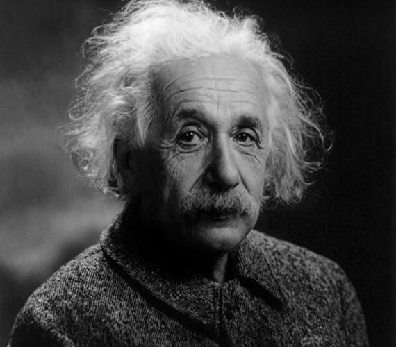 Albert Einsteinről sokaknak nem csupán relativitáselmélete, de frizurája, nyelvkiöltése és fehér bajusza is eszébe jut.