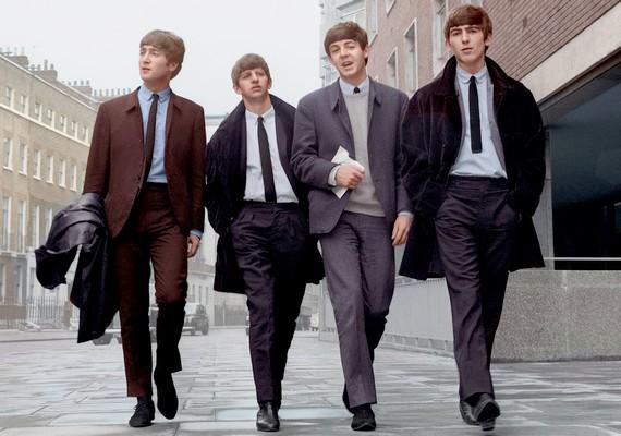 A Beatles minden idők egyik legnagyobb hatású zenekara, akik eladási rekordokat döntögettek, és örökre megváltoztatták az élőzenét.