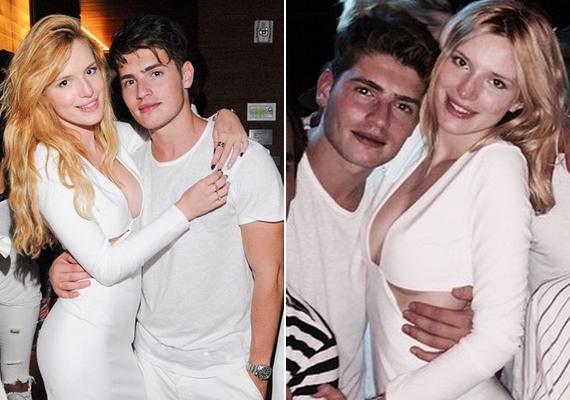 Bella Thorne és Gregg Sulkin a hétvégén egy white partin vettek részt barátaikkal az amerikai függetlenség napja alkalmából. Gregg, aki egyébként angol, meg is jegyezte, kicsit kínos, hogy bulizik ezen a napon.