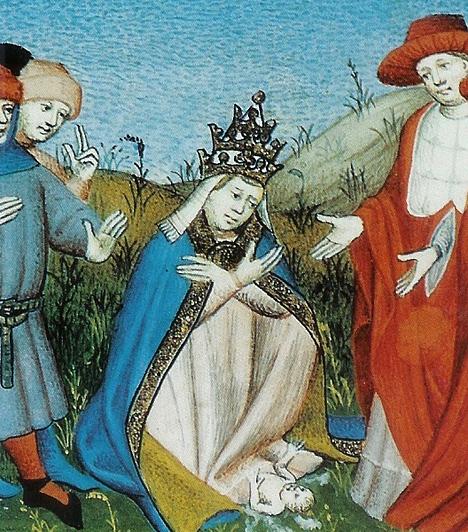 Johanna nőpápa  Bár sok történelemtudós cáfolja létezését, a női pápáról szóló legendák máig elevenen élnek a köztudatban. Johanna IV. Leó és III. Benedek között uralkodhatott a 9. század közepén. Tanult és intelligens nő volt, néhány hónap után azonban lelepleződött, egy lateráni körmenet során ugyanis gyermeket szült. Egyes források szerint belehalt a szülésbe, mások szerint azonban meglincselték.  Kapcsolódó cikk: 3 legendás férfi, aki valójában nő volt »