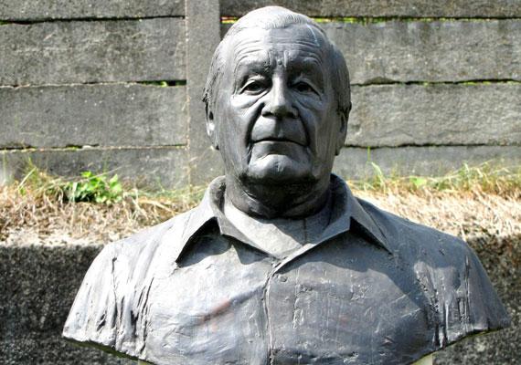 Wass Albert jócskán ráver a fehér lovas kormányzóra a maga 37 szobrával, az egri ezt a számot növeli majd. A hungaristákkal szimpatizáló, néhány antiszemita írást is elkövető költő azonban mintha sokkal kevésbé zavarná a közvéleményt, mint a kormányzó. Pedig az ő első szobrait még a szocialista kormányzat alatt emelték, 2005-ben. A képen a verőcei alkotás látható.