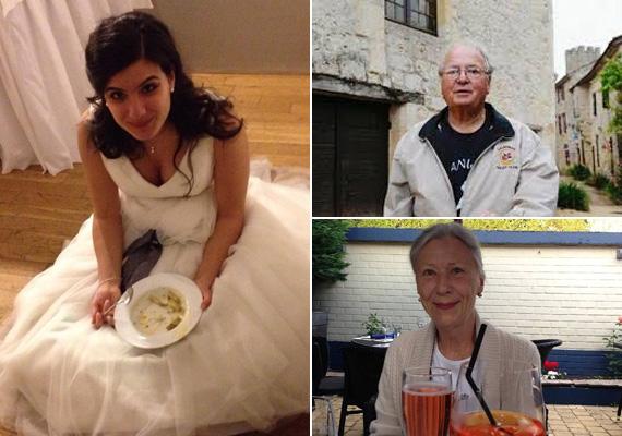Jennifer egy ifjúsági kézilabdacsapat edzője volt Németországban. New Yorkba utaztak volna egy megkésett nászútra a férjével, ám a nő a reptéri robbanásban elhunyt, férje pedig megsérült.                         André Adam belga nagykövet volt az Egyesült Államokban. Feleségével a reptéren voltak, ahol a támadásban életét vesztette, neje kórházba került.