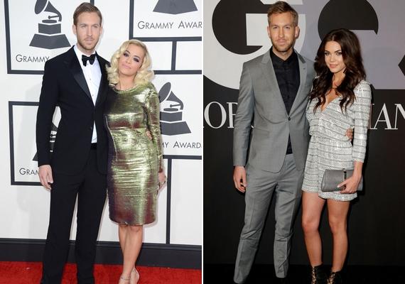 Nem Taylor az első híres nő, akit megszerzett a lemezlovas, korábban Rita Ora énekesnővel, majd Aarika Wolf modellel is járt.