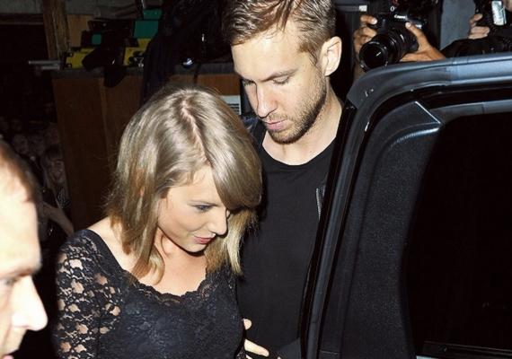 Taylor Swift is felfigyelt Calvin adottságaira, a múlt héten derült ki, hogy egy párt alkotnak.