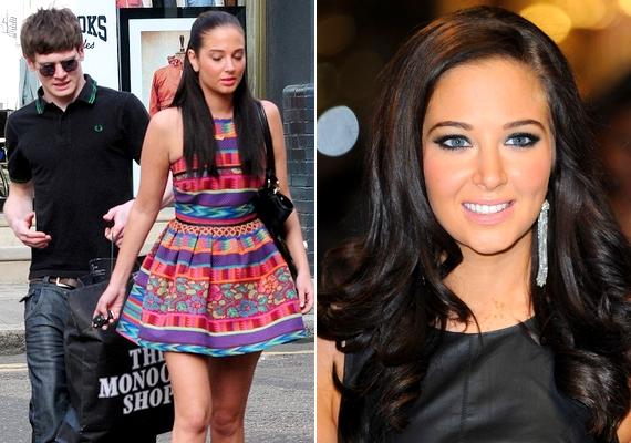 A modell előtt Jack az énekesnővel, Tulisa Contostavlosszal járt, aki 2011 és 2012 között az angol X-Factor egyik mentora volt.