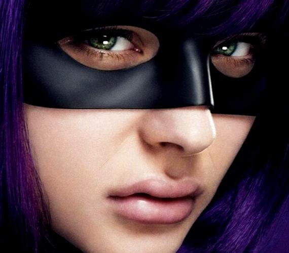 Új filmjében, a Ha/Ver 2-ben ismét szupererőkkel rendelkező hősnőt alakít, és az első részből már ismert lila paróka sem maradhat el.