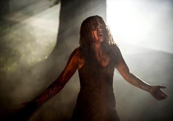 A 16 éves sztár a Carrie című új horrorfilm címszereplője.
