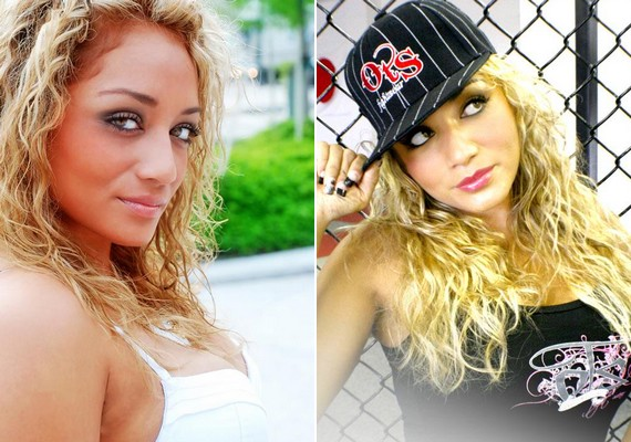 Nia Amey és Chris Brown sohasem titkolták szoros barátságukat, az azonban csak most derült ki, hogy több is volt köztük, és a románcból egy kislány is született.