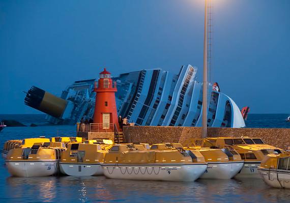 A kapitány nem reagált rögtön a balesetre, a fekete doboz alapján nagyjából egy órával később értesítette az illetékeseket. A balesetben egy, a hajón dolgozó zenész, Fehér Sándor is életét vesztette.