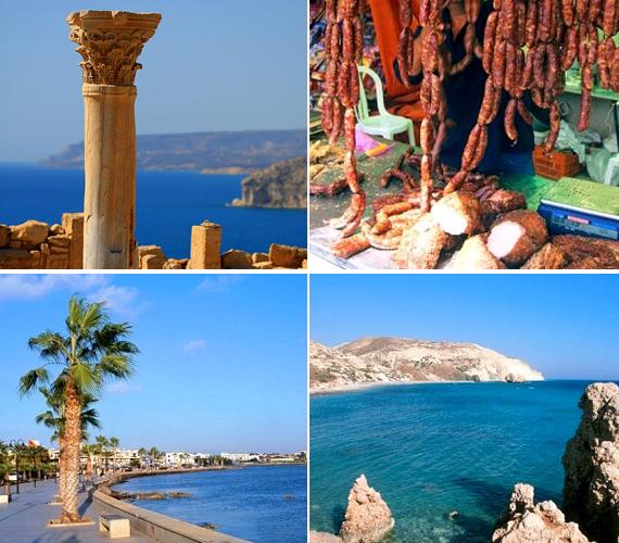 Ciprus szép, de kockázatos.