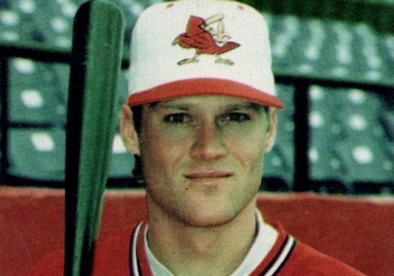Steve Fanning korábban baseballjátékos volt, most 47 éves.