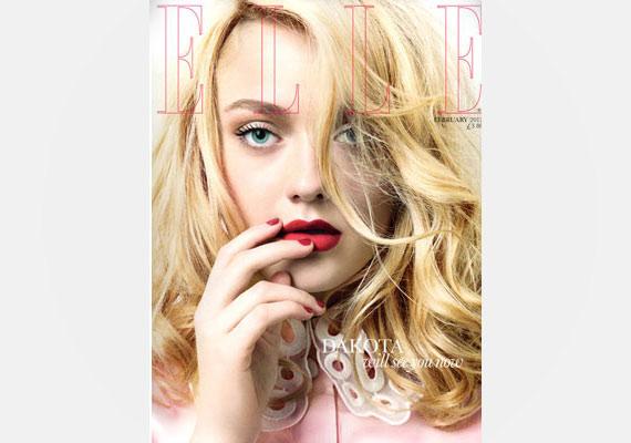 Dakota a húgáról, Elle-ről is beszélt, aki szerinte hihetetlenül őszinte, és akire néha szeretne jobban hasonlítani.