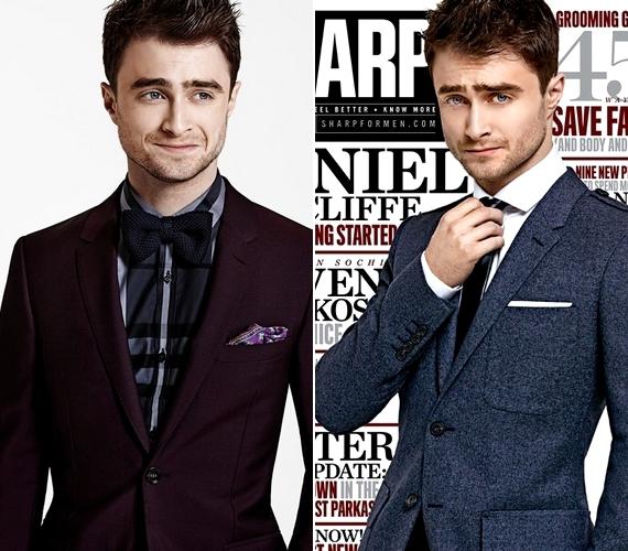 Talán csak a fotókon végzett utómunkálatok teszik, de a színész arca látványosan kisimult az utóbbi időben.