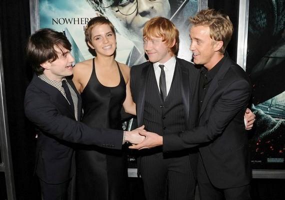 Mára az összes Harry Potter-szereplő felnőtt.