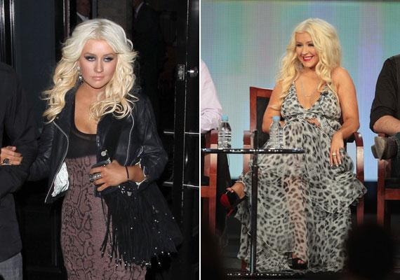 Miután Christina Aguilera levetkőzte jókislányos imidzsét, egy időre átesett a ló másik oldalára: merész ruhákat hordott és kemény dalokat énekelt, mára azonban megtalálta az egyensúlyt.