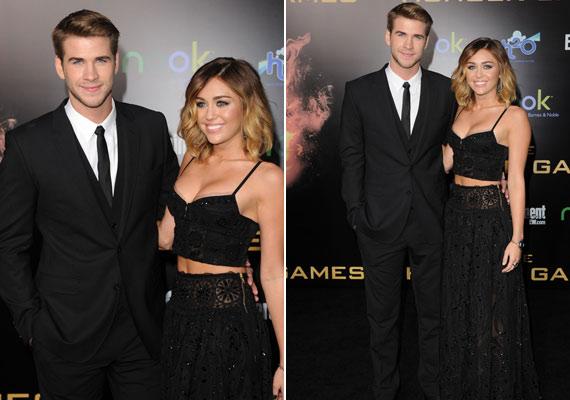 Miley Cyrustól botrányai miatt vált meg a Disney, és bár ma is vannak vad dolgai, úgy tűnik, Liam Hemsworth oldalán végre megnyugodott.