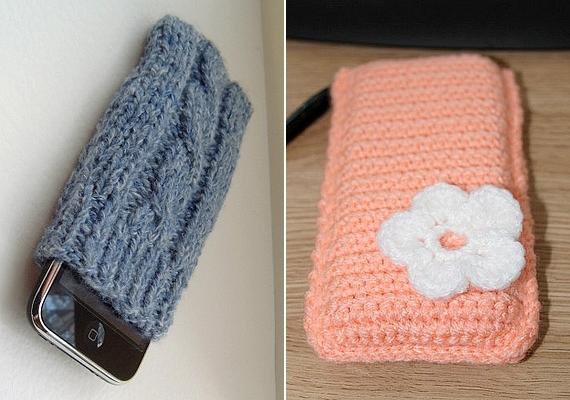 Egy egyedi telefontok remek ajándék, ráadásul mindkét nemnek elkészíthető. Csak egy szép zoknira és néhány apróságra lesz szükséged hozzá, kattints ide a részletekért!