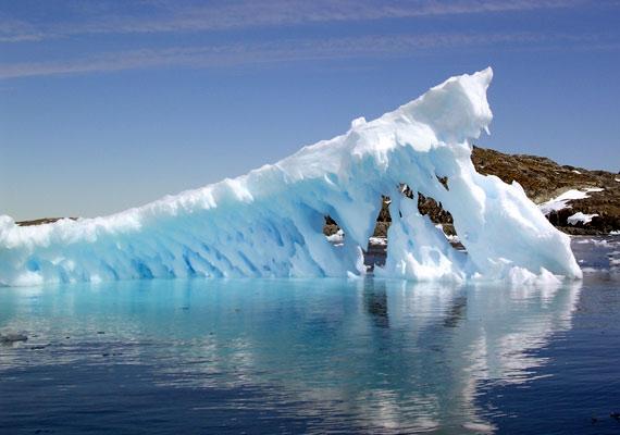 Az olvadás okozta tengerszint-emelkedést a kutatók sokáig 20-60 centiméternyire becsülték száz év eltelte alatt.