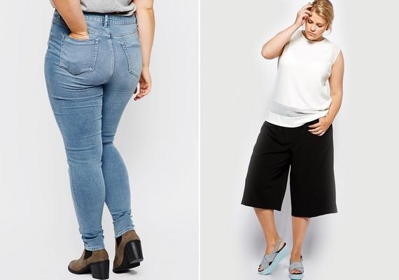 Sokan hadilábon állnak a méretekkel is. A túl szűk ruhák ugyanúgy kövérítenek, mint a túlságosan bő fazonok, ezért mindig csak olyasmit vegyél meg, ami tényleg jó rád. Azonban ne ragaszkodj egy számhoz, a ruháknak változhat a méretezése, mindig próba alapján dönts!