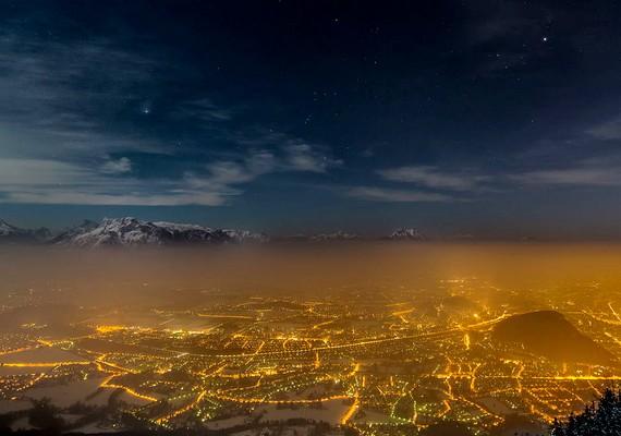 Andreas Max Böckle: Csillagok Salzburg felett
