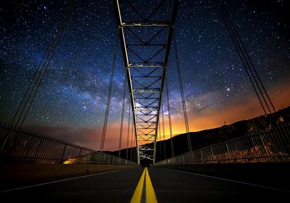 Zach Grether: A Roosevelt-tó hídja