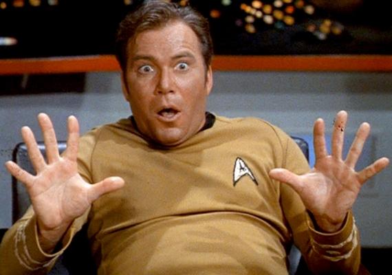 Valamivel kevesebbért, 25 ezer dollárért - 6,8 millió forint - kelt el egy kődarab, ami állítólag William Shatner, a Star Trekből ismert színész veseköve volt.