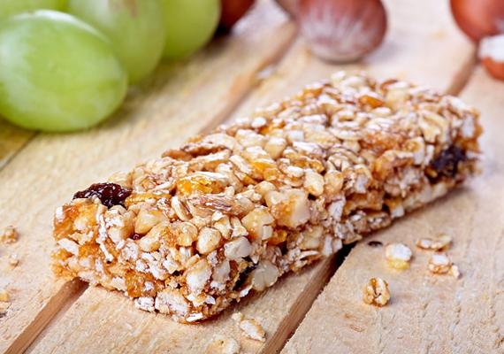 A müzliszelet nemcsak finom, de egészséges is, ráadásul otthon is elkészítheted. A 20 grammos kiszerelés körülbelül 80 kalória.