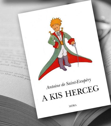 Antoine De Saint-Exupéry: A kis herceg                         A gyermekeknek és felnőtteknek egyaránt szóló mese, A kis herceg, a második világháborúban életét vesztett, ma már klasszikusnak számító francia író remekműve. Története úgy indul, mint minden Saint-Exupéry-regény, egy repülőkalanddal, de ezúttal a bonyodalom nem a valóságban, hanem a költői képzelet világában folytatódik. Egy kisfiú jelenik meg a szerencsétlenül járt pilóta mellett a Szahara magányában, és vele együtt feltündököl egy másik világ is, amelynek tisztasága, szépsége sajnos már csak a költészetben létezik.