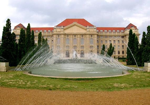 A Debreceni Egyetem idén a 601-650. helyen végzett.